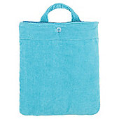 Kids Blue/Green Reversible Beach Bag