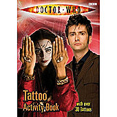 Dr.Who Tattoo Book