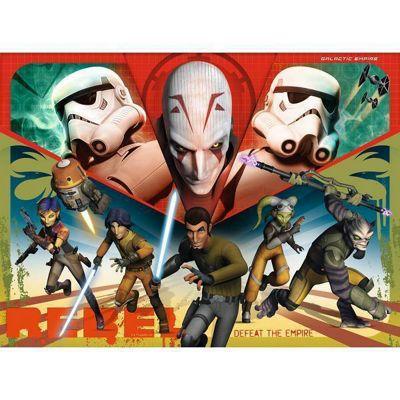 Star Wars Rebels: Heroes XXL100 Puzzle