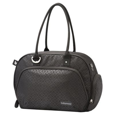 Babymoov Trendy Baby Changing Bag, Black