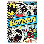Batman - Retro A5 Notebook