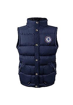 Chelsea FC Boys Gilet - Navy blue