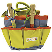 Briers Kids Garden Toolbag Kit