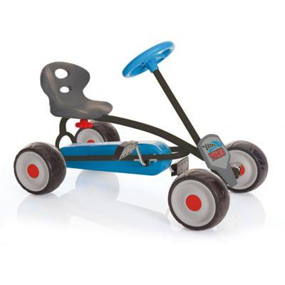 Hauck Turbo Mini Go-Kart - Blue