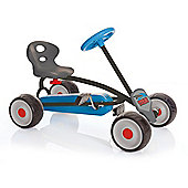 Hauck Turbo Mini Go-Kart - Blue