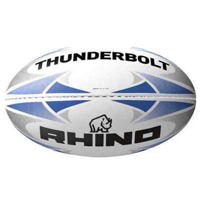 Rhino Thunderbolt Rugby Ball Size 5