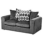 Whitton Scatterback Sofabed, Dark Grey