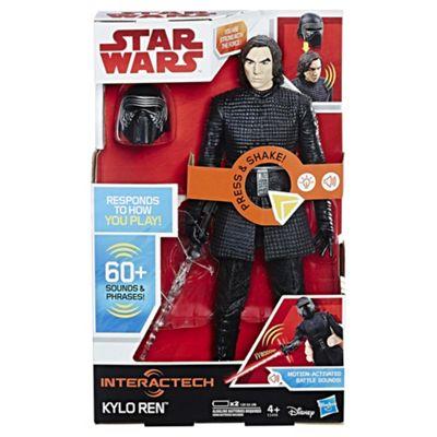 Star Wars Interachtech Kylo Ren Electronic Figure