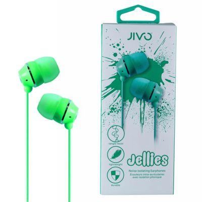 JVC SPORT HA-EBX5 WHITE HEADPHONES