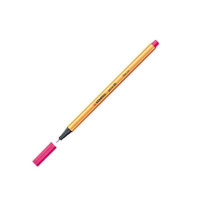 Stabilo Point 88 Fineliner Pen Pink 56
