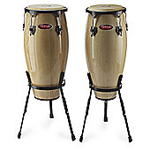 Stagg 10 inch & 11 inch Natural Congas