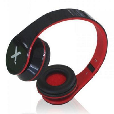 Approx DJ Jazz Black Red Supraaural Head-band headphone