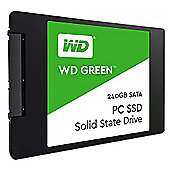 Western Digital 2.5-Inch 240 GB Solid State Drive - Green