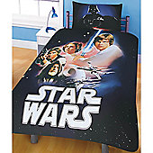 Star Wars Empire Single Duvet Cover and Pillowcase Set