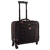 Wenger Interchange 17 Wheeled Laptop Case & Overnight Pocket