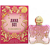 Anna Sui Romantica Eau de Toilette (EDT) 50ml Spray For Women