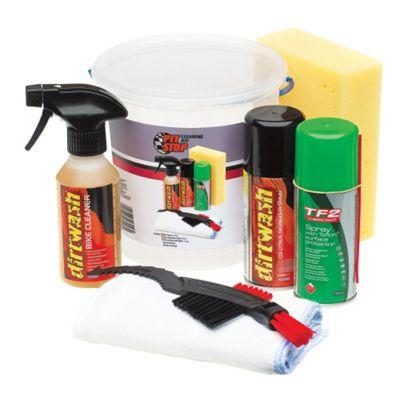 Dirtwash Pit Stop Cleaning Kit