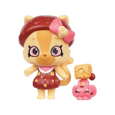 Shopkins Series 9 Shoppets Pack - Kitty Crumbles