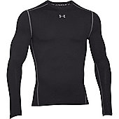 Under Armour Coldgear Longsleeve Crew - Black