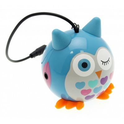 Mini Buddy Owl Speaker
