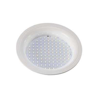 led Panel Round Recessed Downlight White 8W White LED