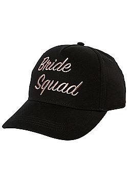 F&F Bride Squad Baseball Cap - Black