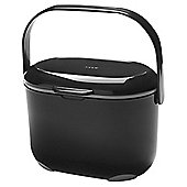 Addis 2.5L Black Food Caddy