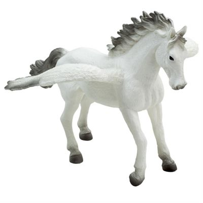 Mythical White Pegasus Figurine Toy by Animal Planet