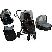 Hauck Atlantic Plus Trio Set (Melange Grey)