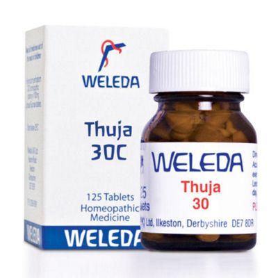 Weleda Thuja 30C 125 Tablets