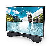 "Linsar 24"" BLUETOOTH LED TV FREEVIEW HD DVD & SOUNDBAR"