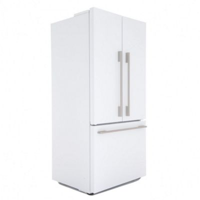 Fisher Paykel RF522ADW4 79cm French Style Fridge Freezer in White
