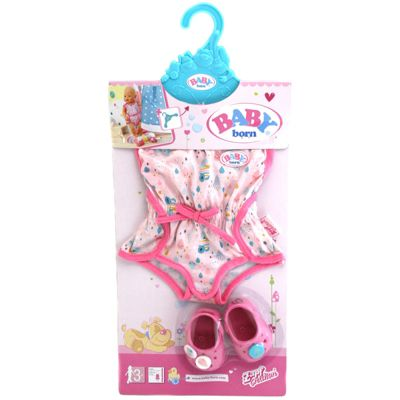 Baby Born 824634 Pyjamas With Shoes Doll Clothing