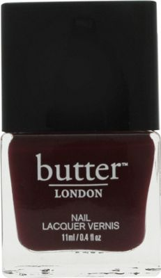 Buy Butter London Nail Lacquer Nail Polish 11ml - Ruby Murray from ...