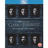 Game Of Thrones: Season 6 Blu-ray