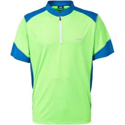 Trespass Mens Dudley T-Shirt Green Gecko XL