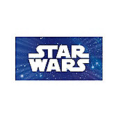 Star Wars Logo Towel