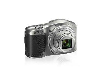 Nikon Coolpix L610 Digital Camera Red