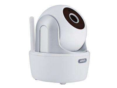 ABUS Electronic TVAC19000 WLAN Indoor Pan/Tilt 720p Camera and App