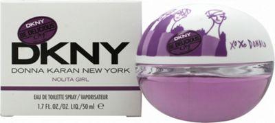 DKNY Be Delicious City Nolita Girl Eau de Toilette (EDT) 50ml Spray For Women