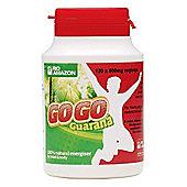 GoGo Guarana 500mg, 120