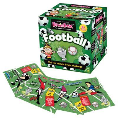 BrainBox Football Brain Challenge