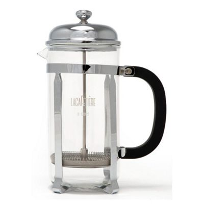 La Cafetiere Classic 8 Cup Coffee Maker in Chrome