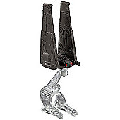 Hot Wheels Star Wars Die Cast Kylo Ren's Command Shuttle Vehicle