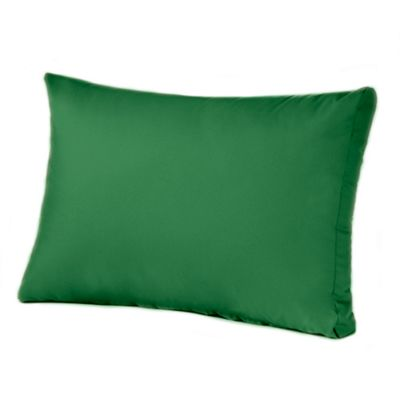 Green Water Resistant 56cm x 45cm Replacement Back Cushion for Rattan Furniture