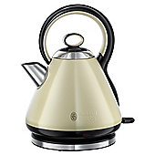 Russell Hobbs Legacy Pyramid Kettle, 1.7L - Cream