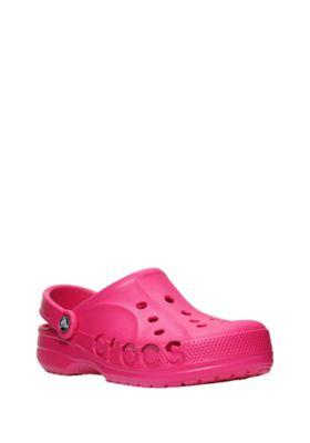 Crocs Unisex Classic Clogs Adult 08 Pink