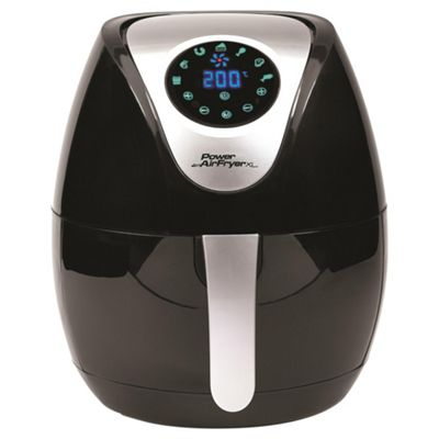Power Air Fryer 3.2 Litre Black