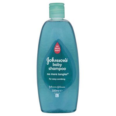 Johnsons Baby No More Tangles Shampoo 500ML