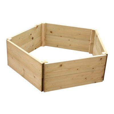 Greena Pentagonal Raised Bed (2 Tier)